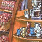 Koffie-meubel DE / C1000