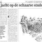 Het Parool: Studeren