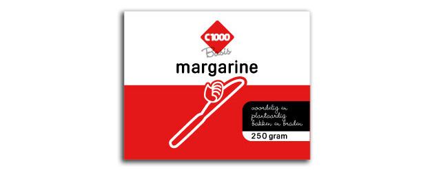 C1000 basis Margarine