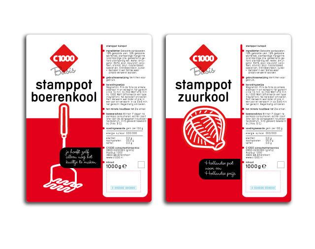C1000 basis Stamppot