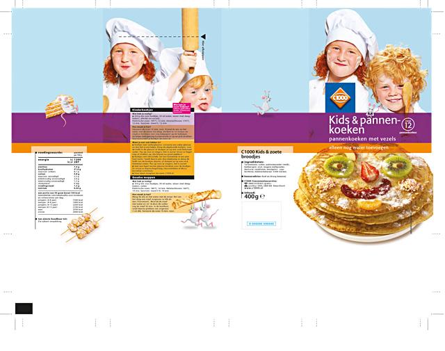 Kids & pannenkoeken