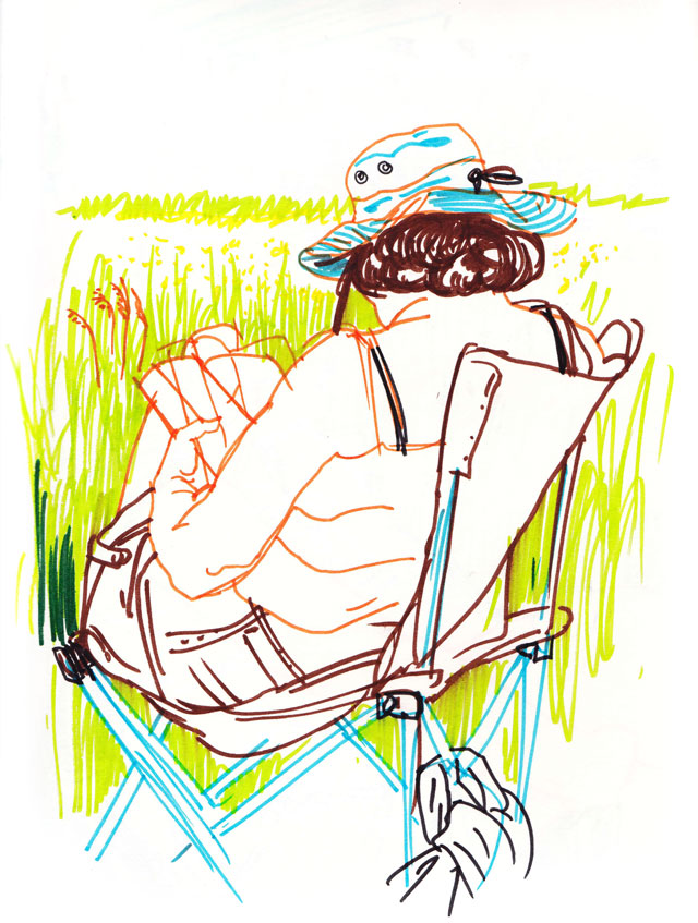 Rural Sketching 2