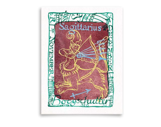 Sterrenbeeld Sagittarius Boogschutter