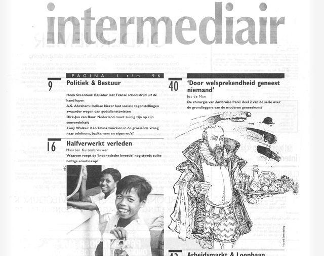 Intermediair: Pare Detail
